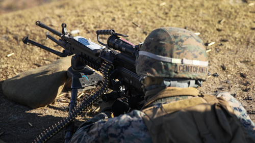 Marine Corps Weapon Systems: M249