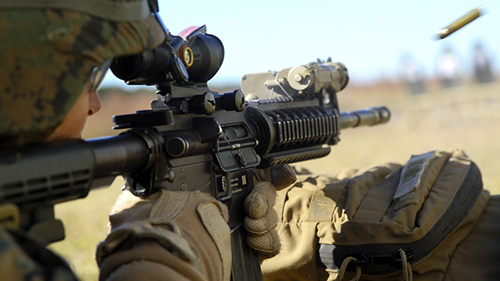 Marine Corps Weapon Systems: M16A2/M16A4