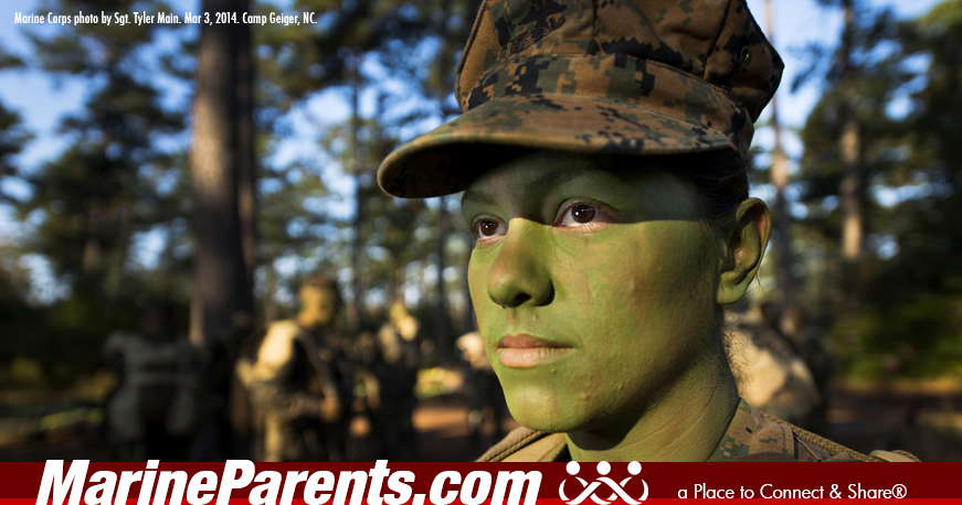 Female Marines (ITB & MCT)